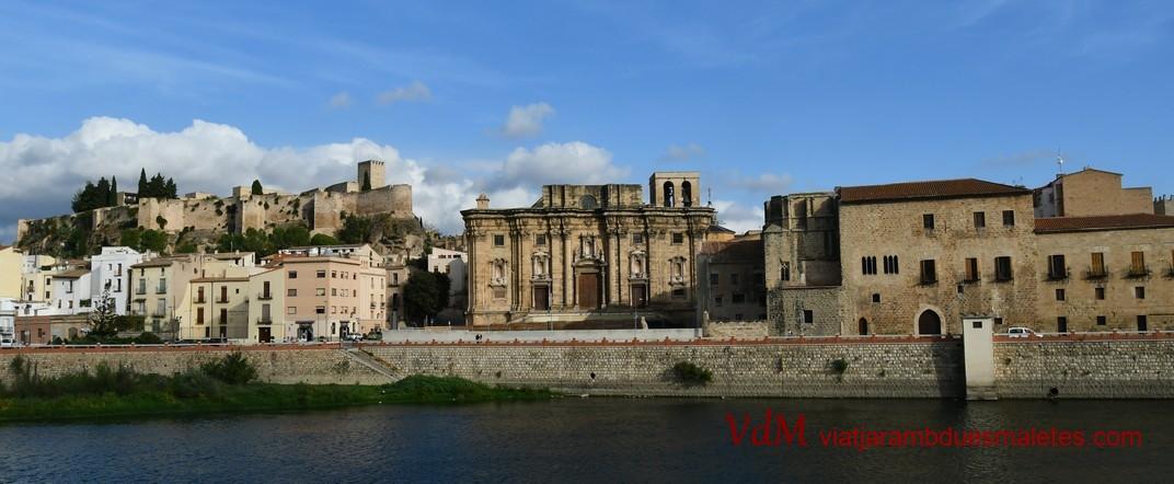 Castell de la Suda - Catedral de Santa Maria - Palau Episcopal de Tortosa