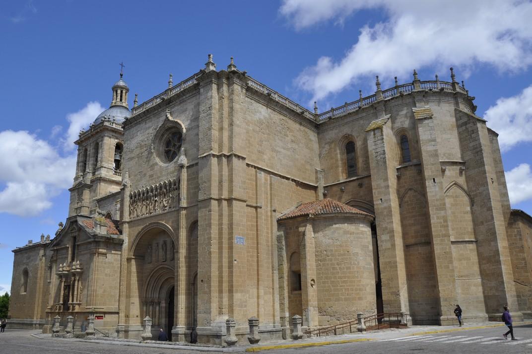 Catedral de Ciudad Rodrigo de Salamanca