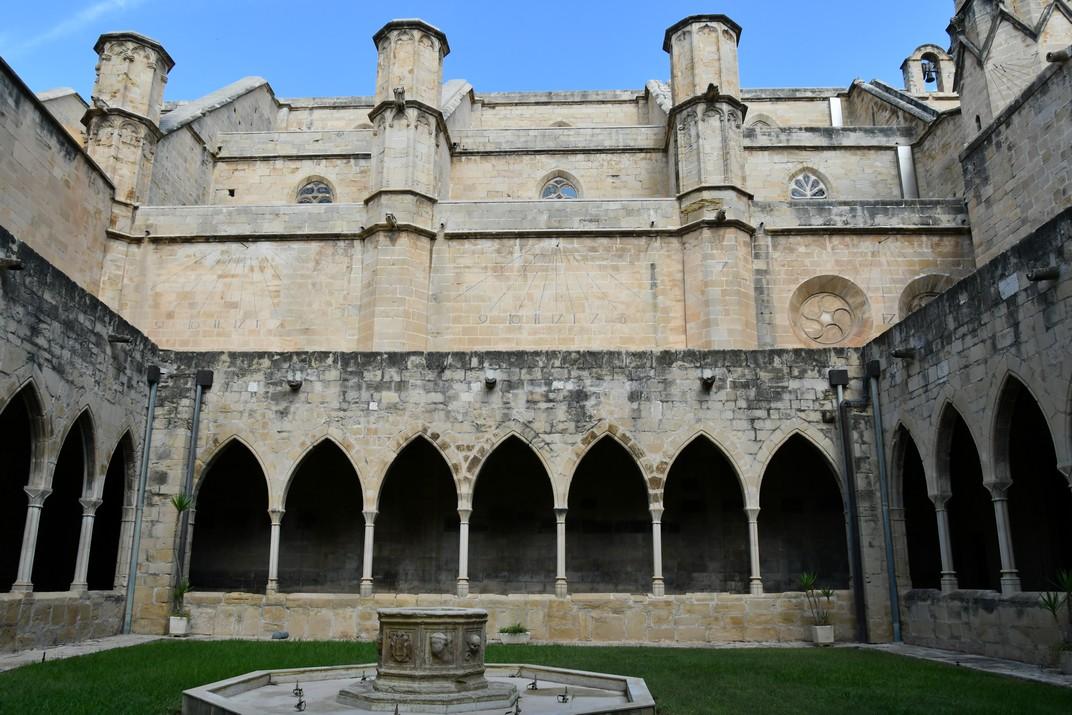 Claustre de la Catedral de Santa Maria de Tortosa