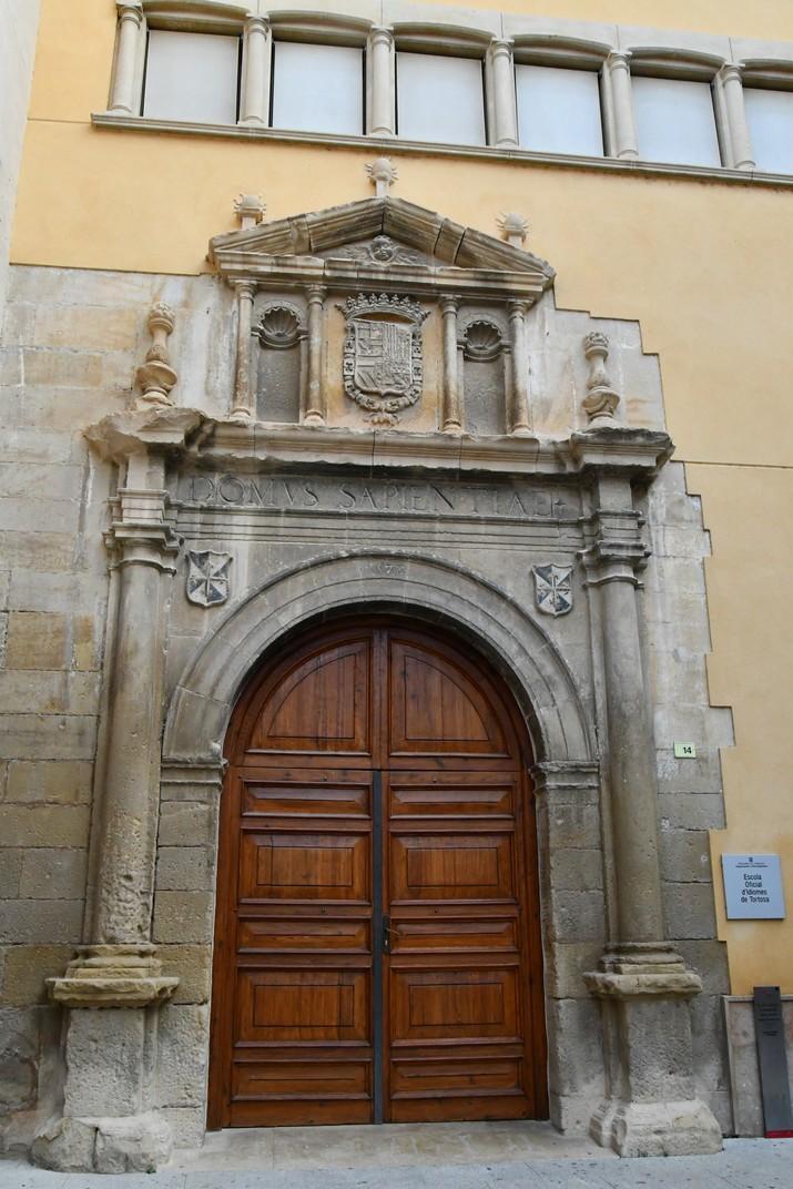 Col·legi de Sant Jordi i Sant Domènec de Tortosa