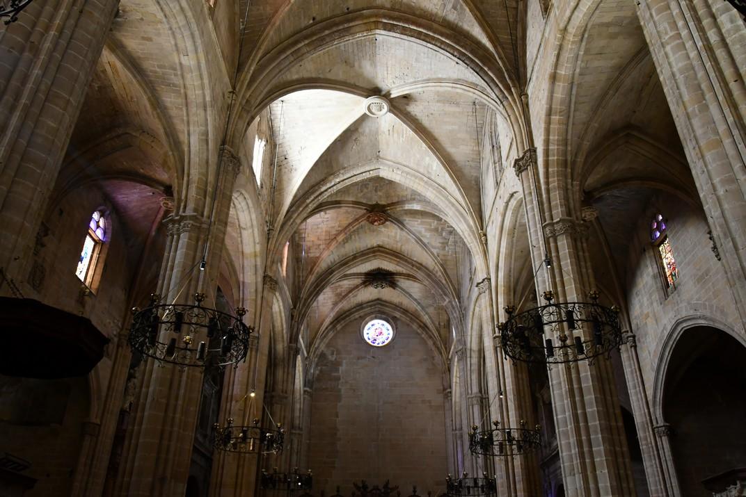 Contra-façana de la Catedral de Santa Maria de Tortosa