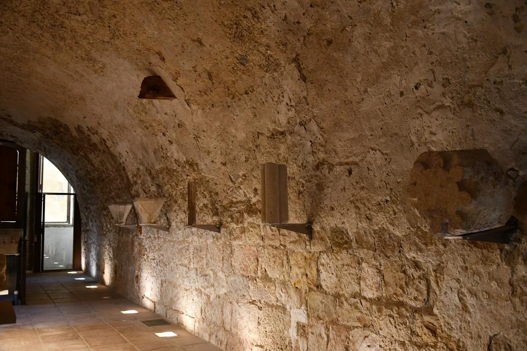 Elements de l'exposició permanent de la Catedral de Tortosa