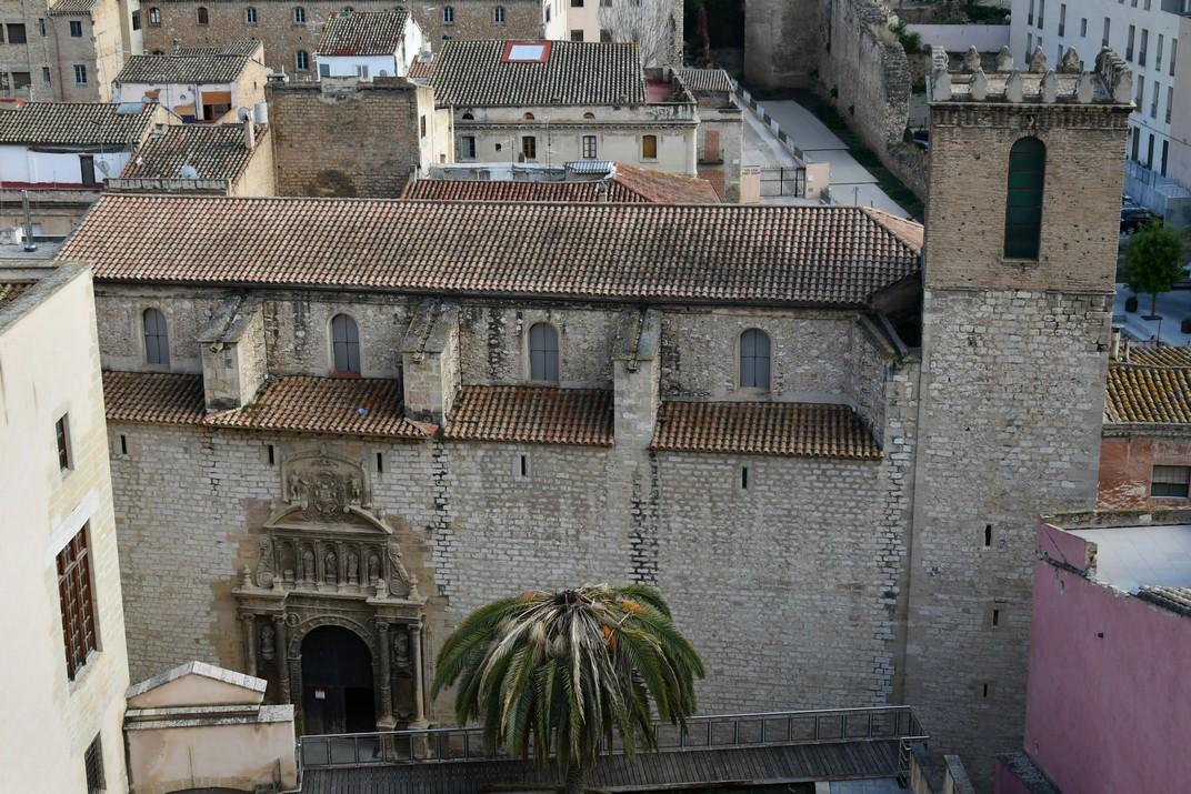 Església de Sant Domènec de Tortosa