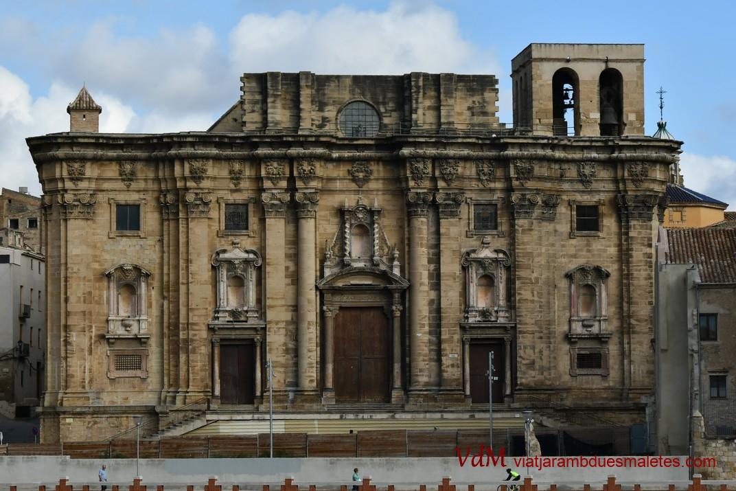 Façana de la Catedral de Santa Maria de Tortosa