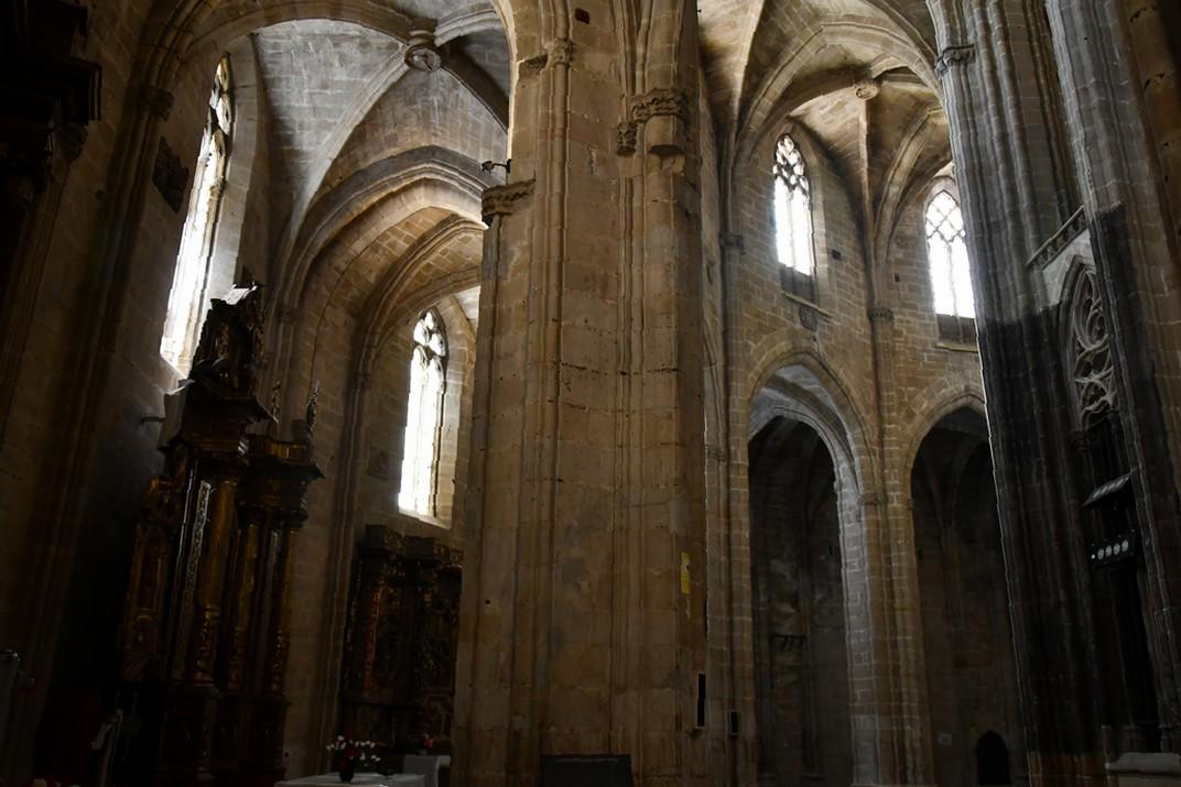 Girola de la Catedral de Santa Maria de Tortosa
