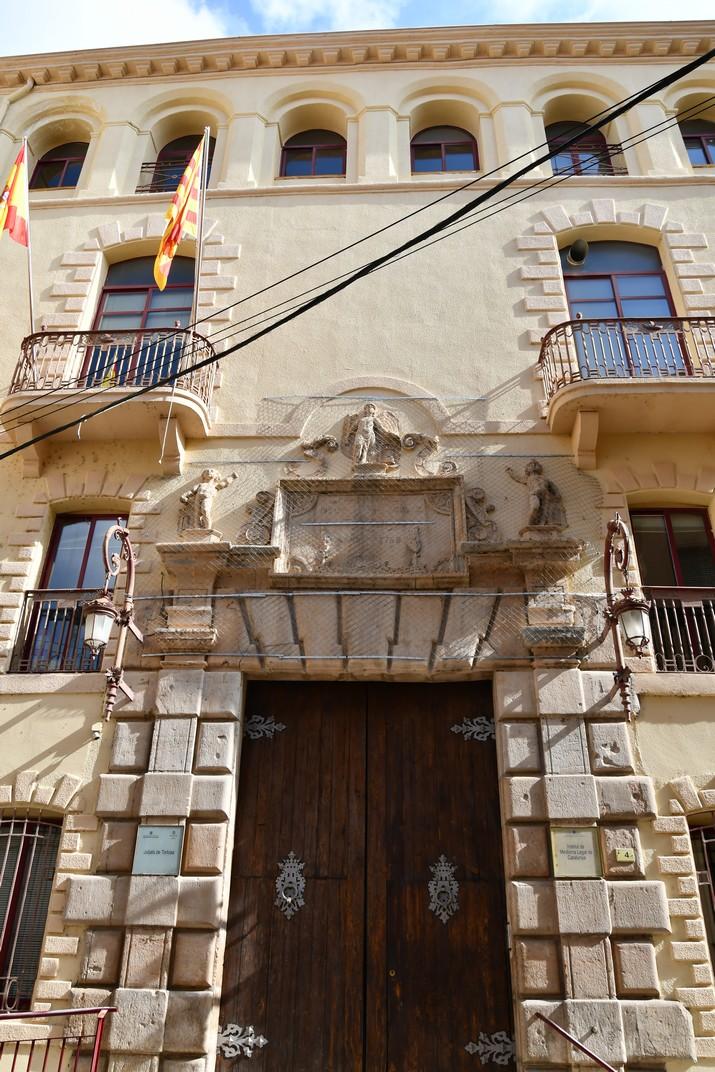 Hospital de la Santa Creu de Tortosa
