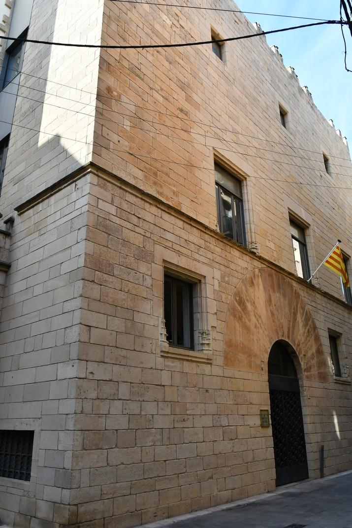 Palau Oliver de Boteller de Tortosa