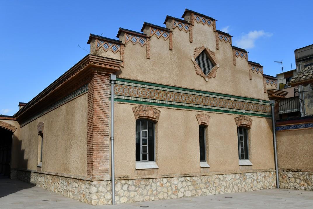 Pavelló de l'antic Escorxador de Tortosa