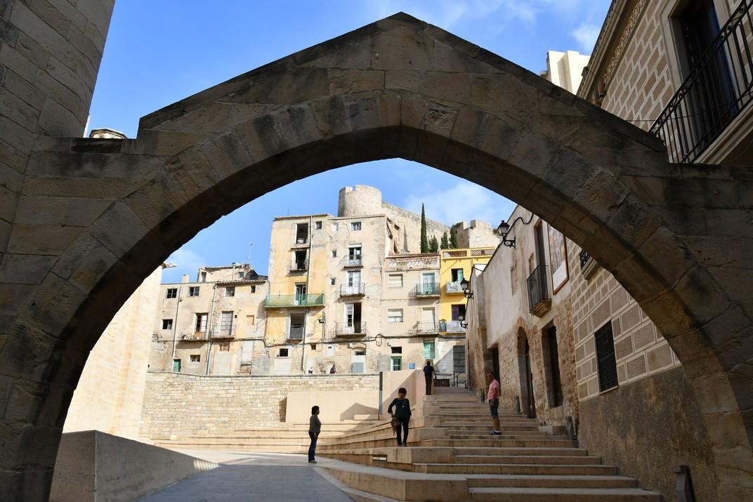 Plaça de l'Absis de Tortosa