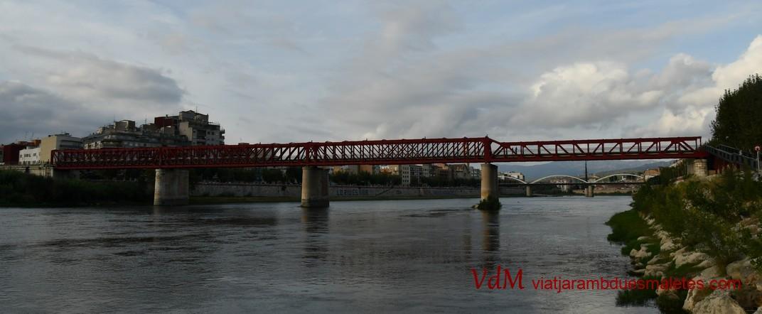 Pont del Ferrocarril de Tortosa