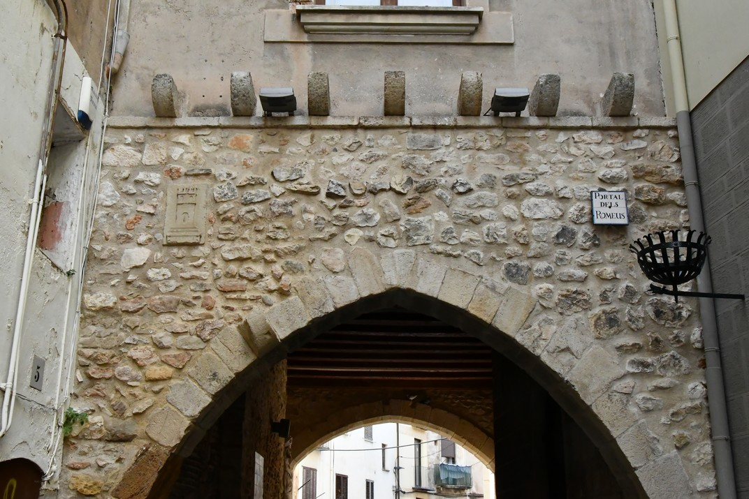 Portal del Romeu de Tortosa