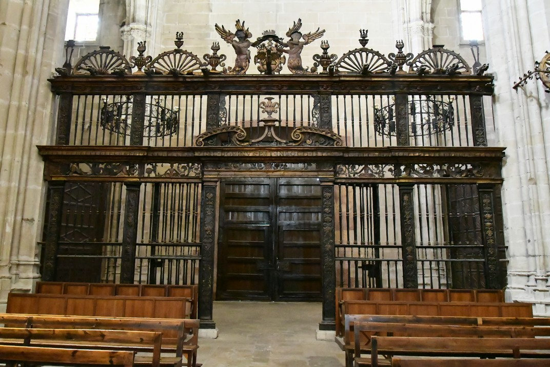 Reixa de la Catedral de Santa Maria de Tortosa