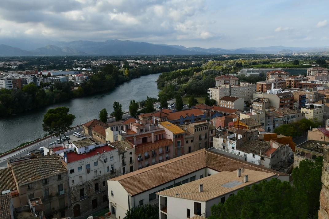 Riu Ebre de Tortosa