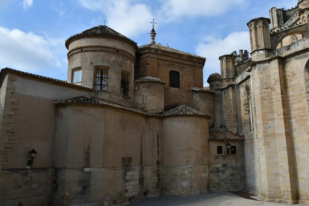 Sagristia de la Catedral de Tortosa