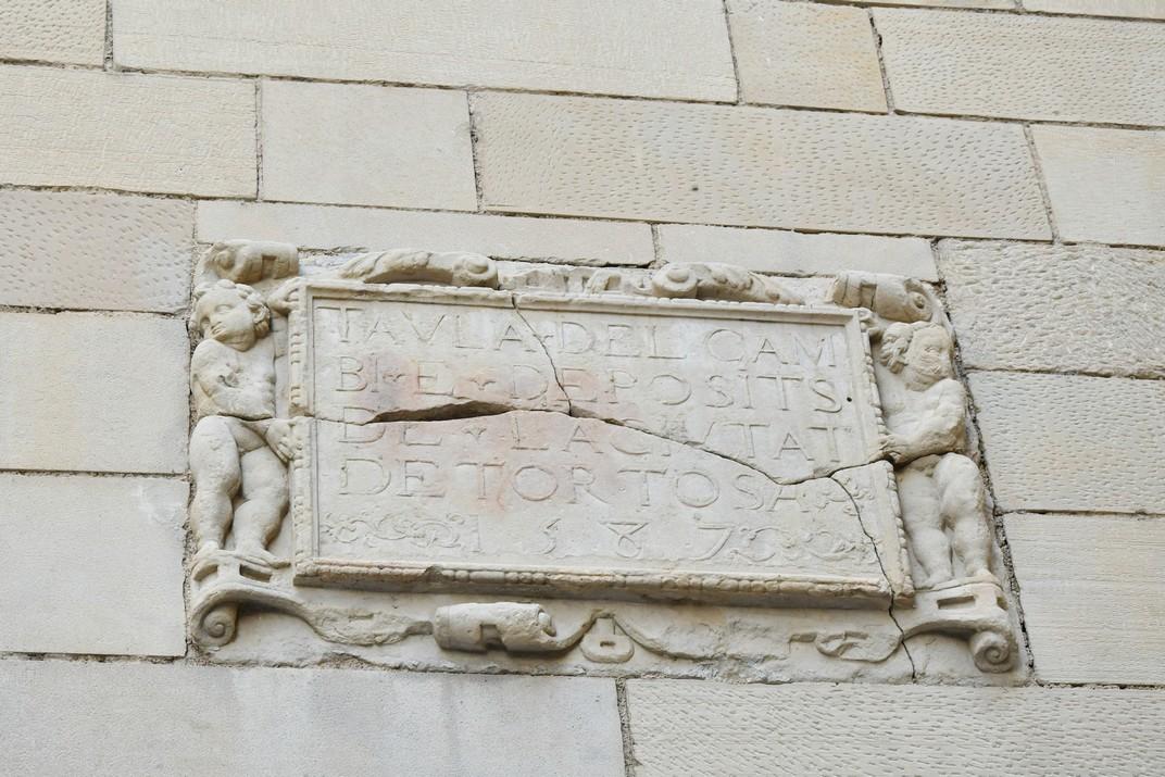 Taula de Canvis i Dipòsits de Tortosa