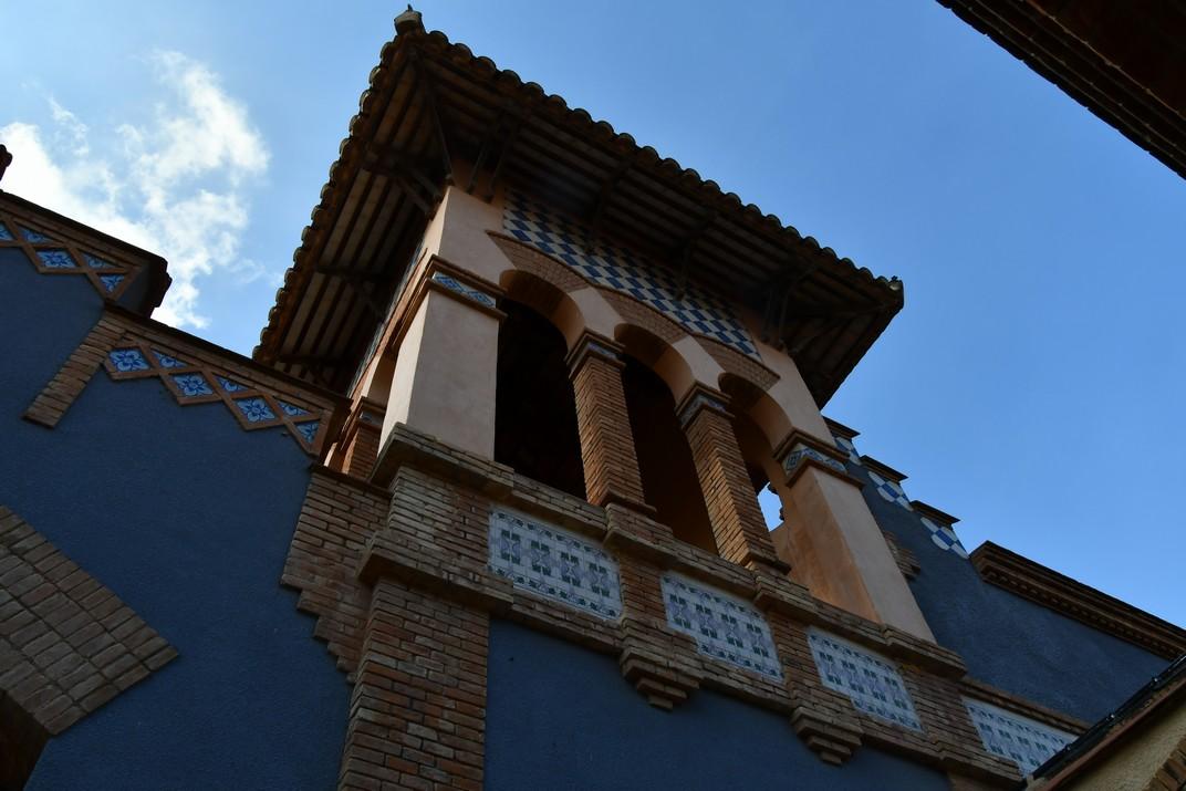 Torre de l'antic Escorxador de Tortosa