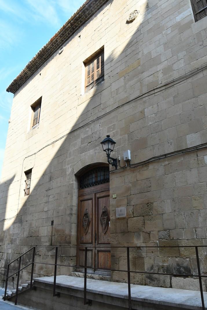 Vicaria Judicial del palau Episcopal de Tortosa