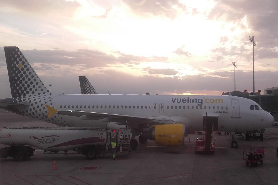 Ruta per Suïssa - Aeroport de Barcelona El Prat