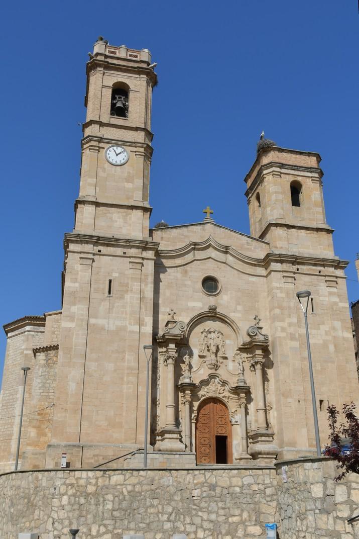 Església de Sant Antolí Màrtir d'Aitona