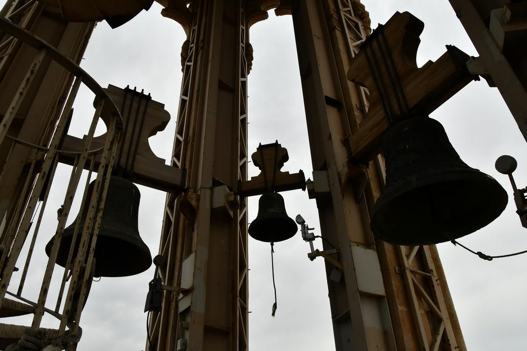 Campanes de l'església de Sant Joan Baptista de Valls