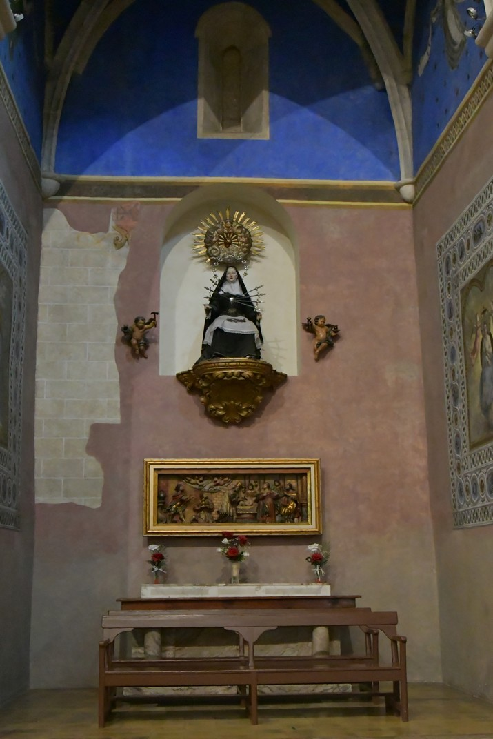 Capella de la Mare de Déu de la Soledat de l'església de Sant Joan Baptista de Valls