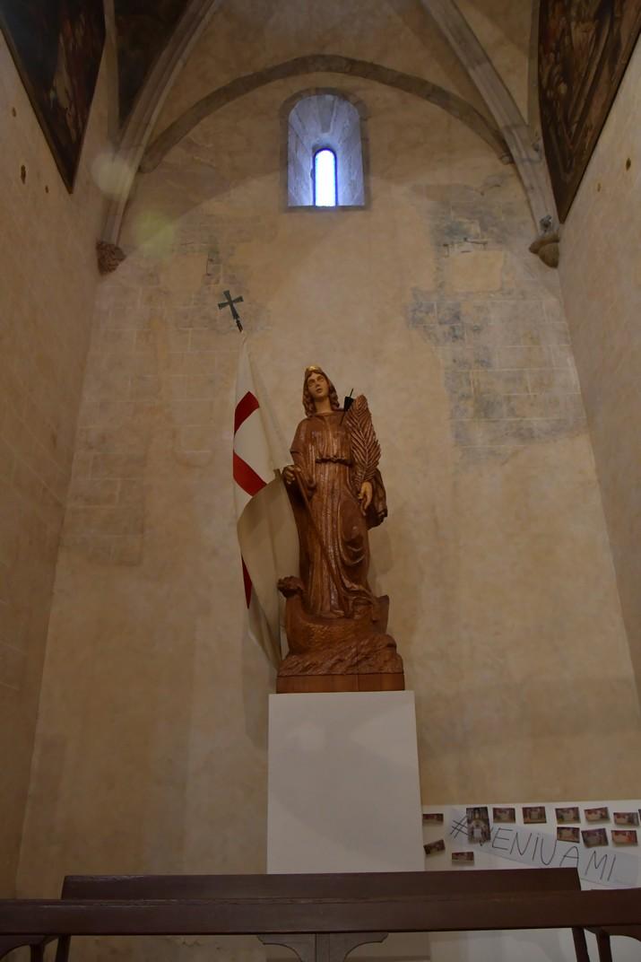 Capella de Santa Úrsula de l'església de Sant Joan Baptista de Valls