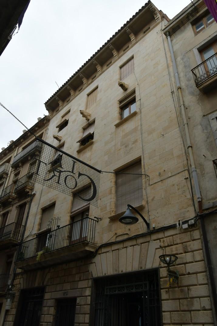 Casa de Santes Creus de Valls
