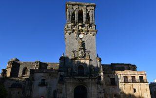 Basílica menor de Santa Maria de l'Assumpció d'Arcos de la Frontera