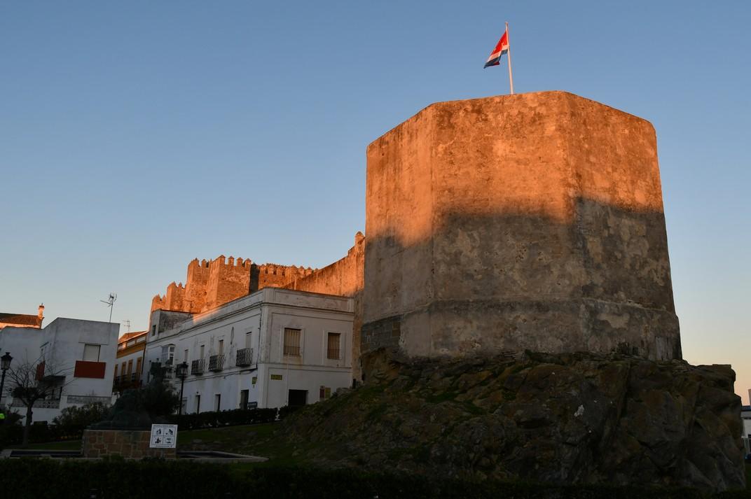 Castell de Guzmán el Bo de Tarifa