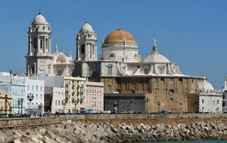 Catedral Nova o de la Santa Creu de Cadis