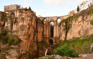 Pont Nou del Tajo de ciutat de Ronda