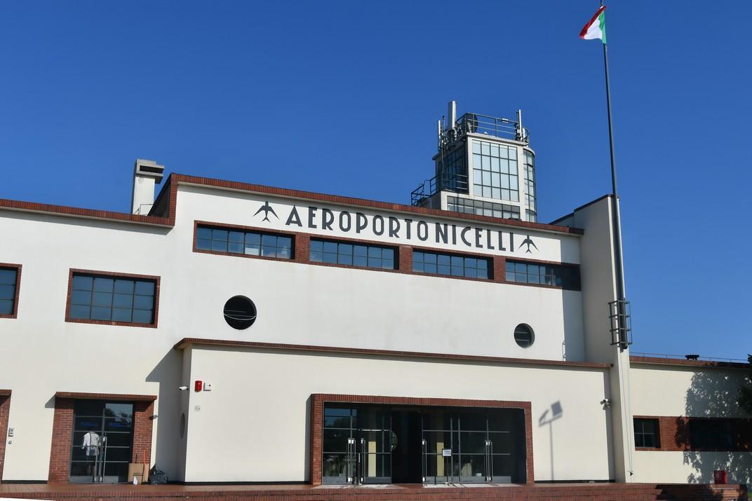 Aeroport Nicelli del Lido de Venècia