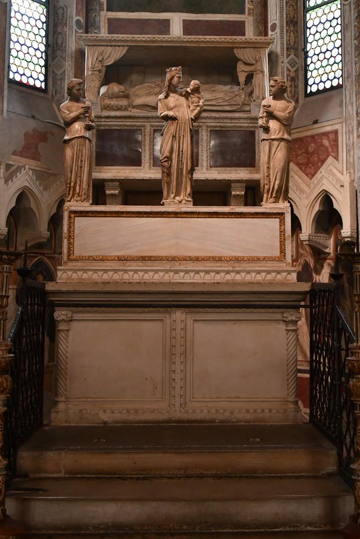 Altar de la capella dels Scrovegni de Pàdua