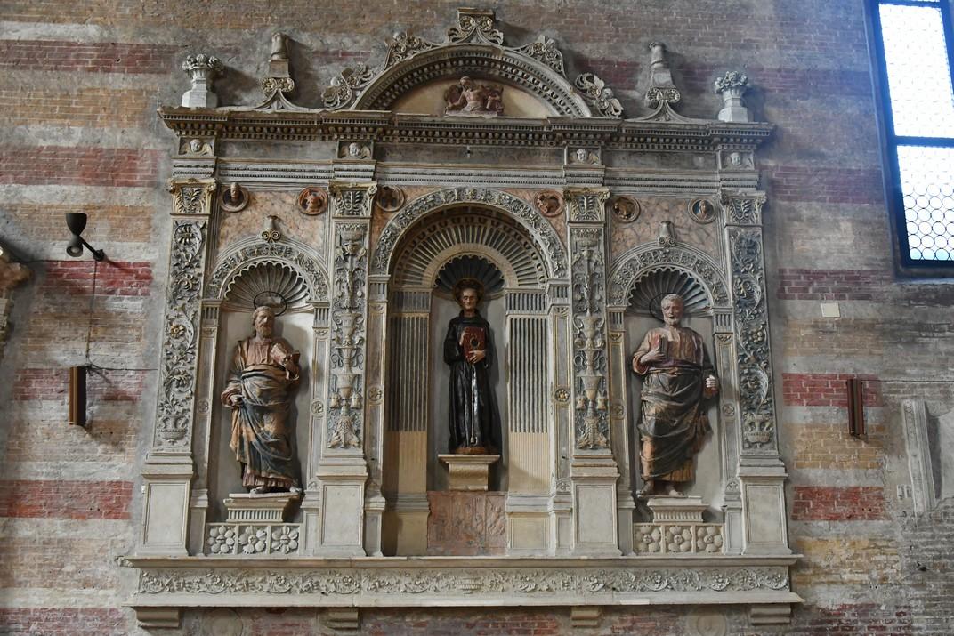Altar de l'església dels Eremites de Pàdua