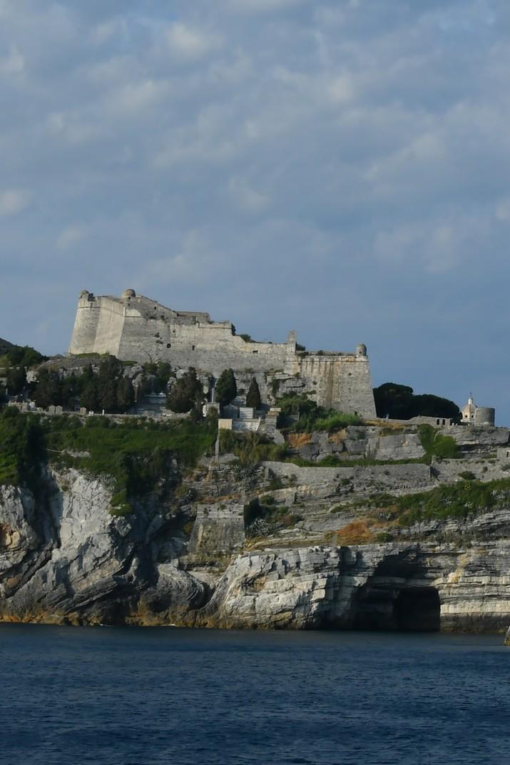 Antiga fortalesa del Castell Doria de Portovenere - Riomaggiore