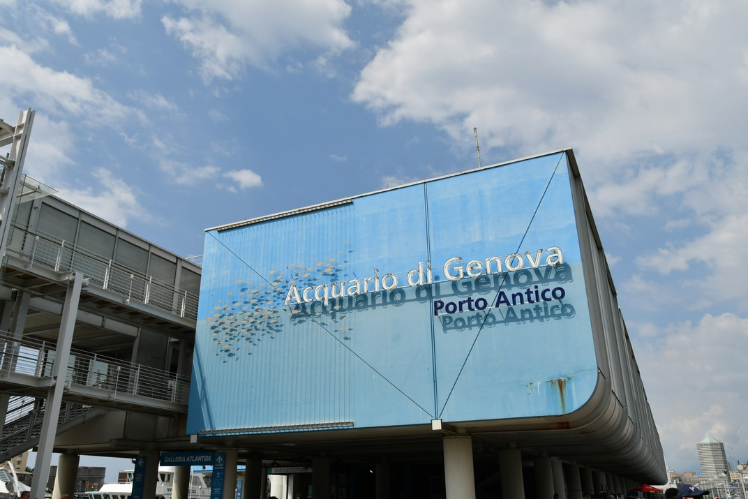 Aquari del Port Antic de Gènova