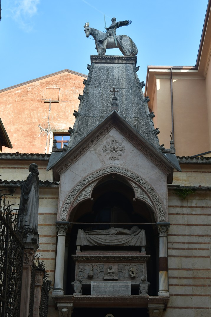 Arc Scaligeri - Monuments funeraris de Verona
