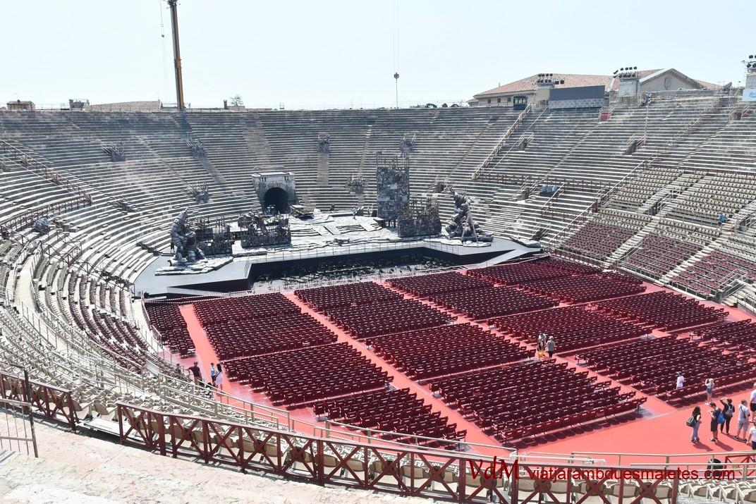 Arena Òpera Festival de Verona