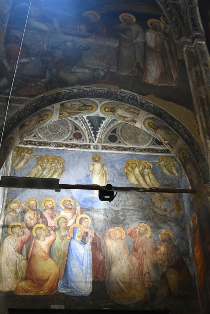 Ascensió del Baptisteri de la Catedral de Santa Maria Assumpta de Pàdua