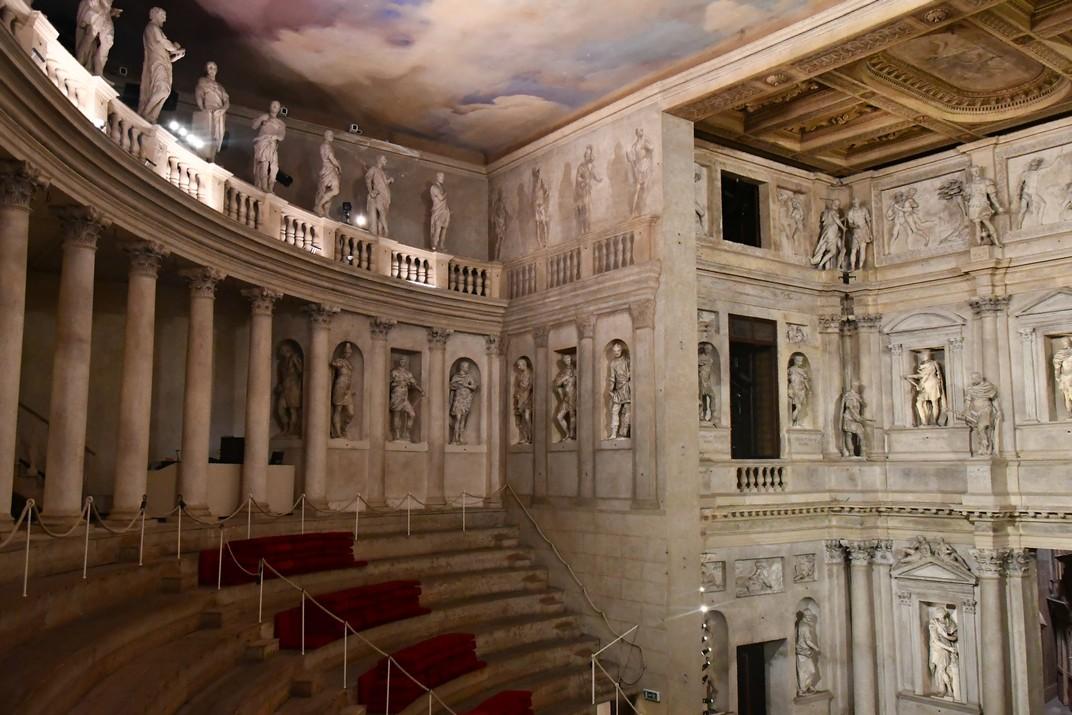 Auditori del Teatre Olímpic de Vicenza