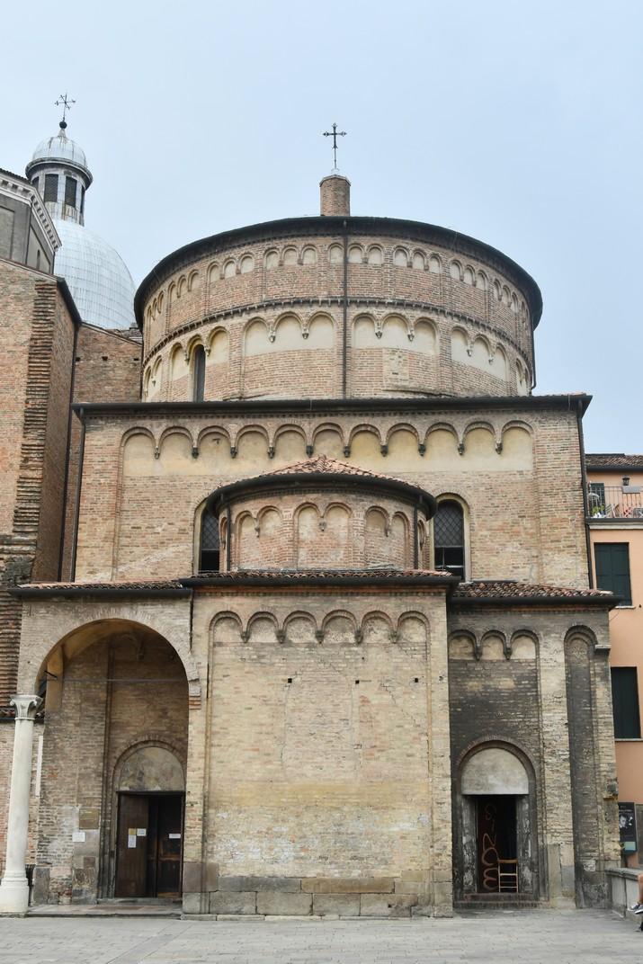 Baptisteri de la Catedral de Santa Maria Assumpta de Pàdua