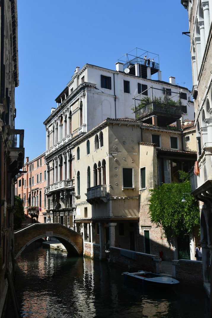Barri Cannaregio de Venècia