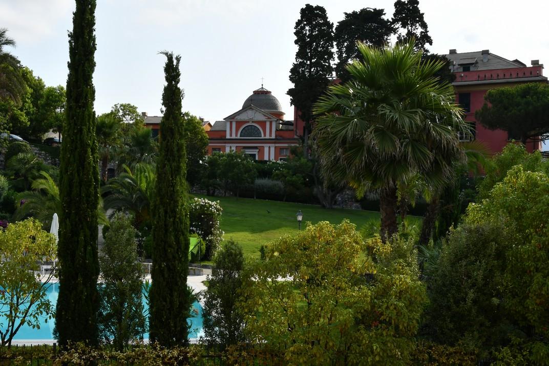 Barri residencial de Boccadasse de Gènova