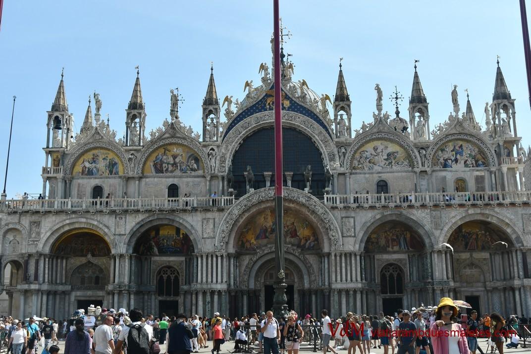 Basílica Catedral Patriarcal de Sant Marc de Venècia