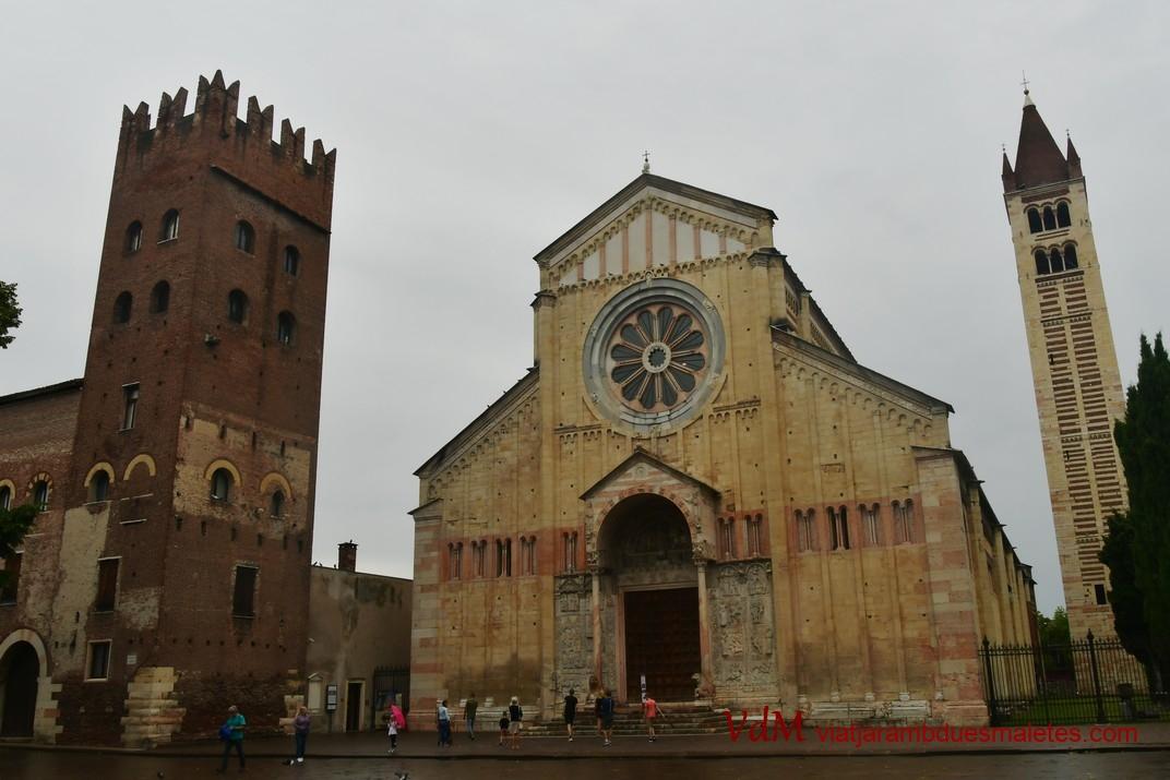 Basílica de Sant Zenó de Verona