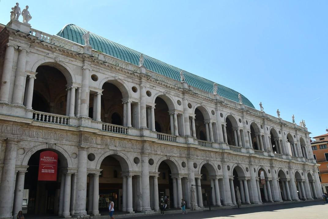 Basílica Palladiana de Vicenza