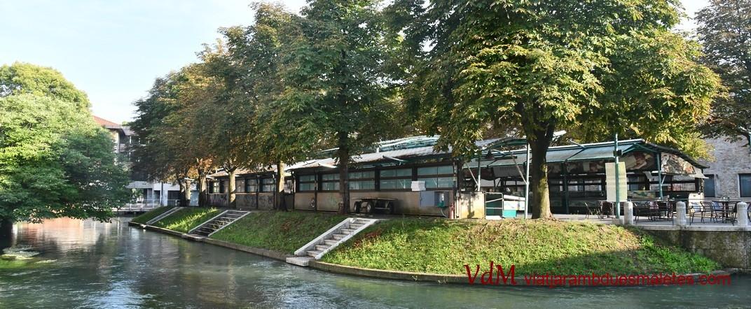 Cagnan Grande - Illa del mercat del peix de Treviso