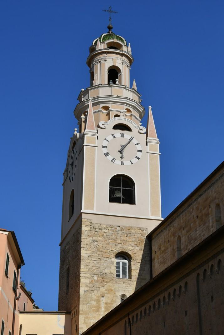 Campanar de la Catedral de San Siro de Sanremo