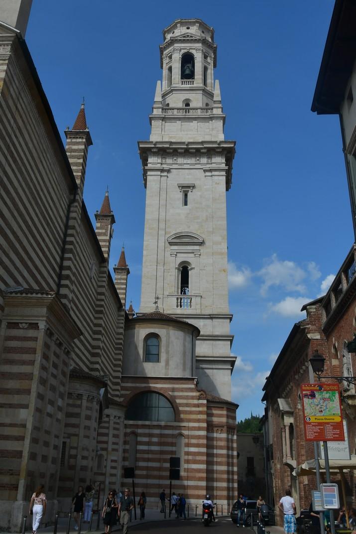 Campanar de la Catedral de Santa Maria Assumpta de Verona