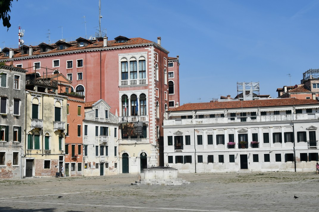 Campo San Polo de Venècia